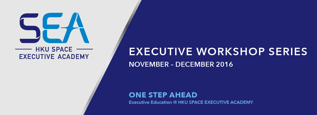 SEA - Executive Workshop Nov-Dec 2016