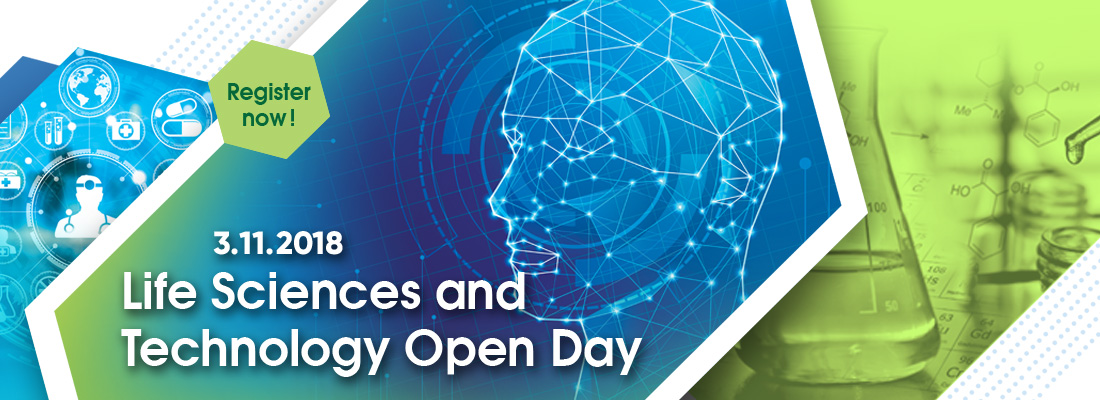 Life Sciences and Technology Open Day 2018