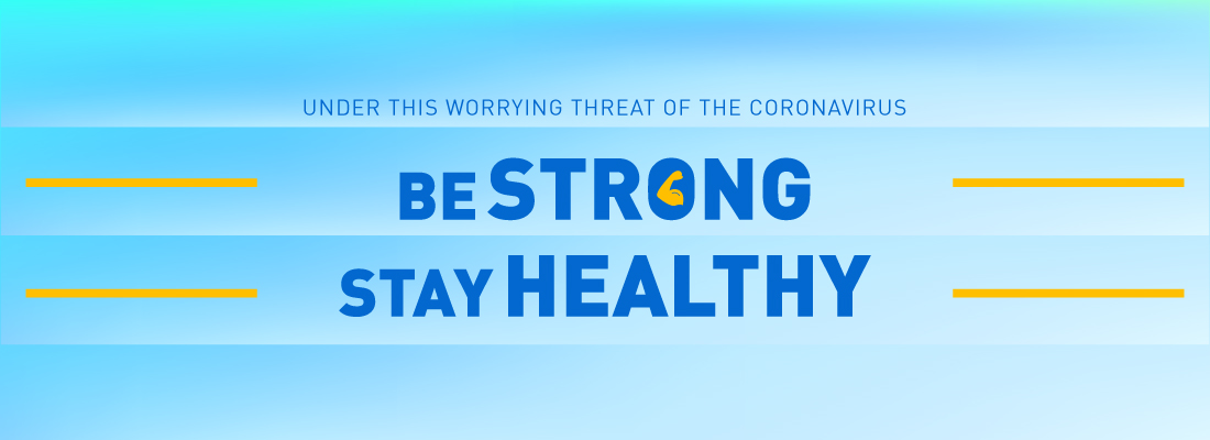 Be Strong Stay Healthy