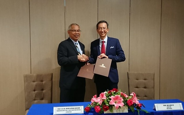 "HKU SPACE Launches First Marketing Management Course in Malaysia    To Equip Talents for Retail and Shopping Mall Marketing Management in ""One Belt One Road"" Countries   Achieving a Major Milestone in its Internationalisation Strategy"