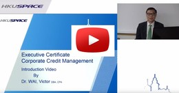 Executive Certificate in Corporate Credit Management