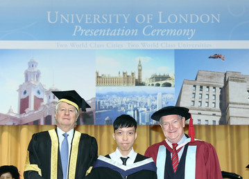 Mr Ho Yuk Lam Mike (BSc in Computing and Information Systems)