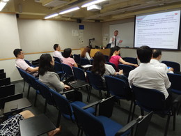 Event Recap: MSc in International Banking and Finance - Fintech Theme-Based Seminar