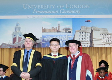 Mr Lou Kenley (BSc Business and Management)
