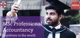 畢業生分享 - MSc Professsional Accountancy