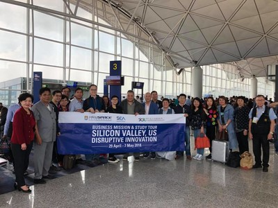 An innovative adventure: Business Mission and Study Tour in Silicon Valley, United States